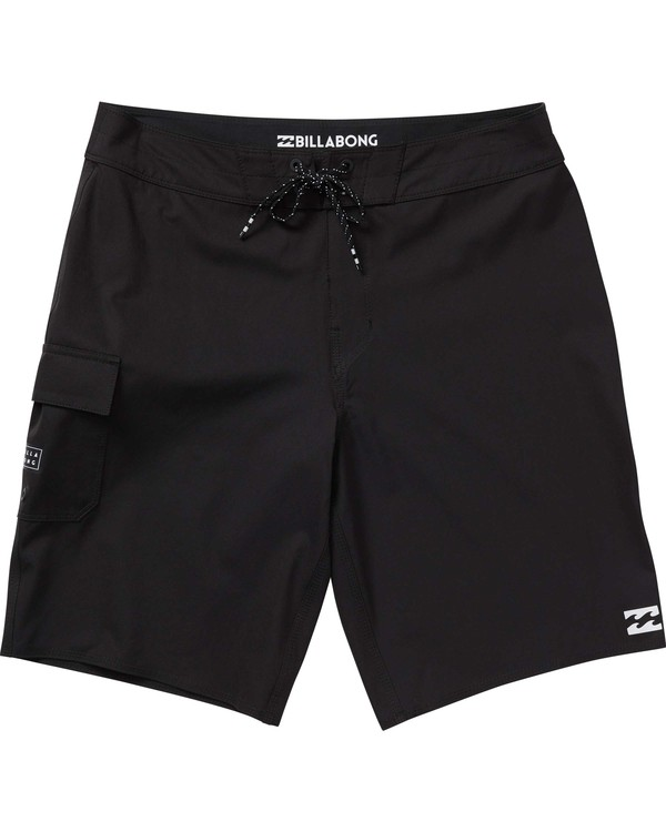 0 Boys' All Day X Boardshorts Black B124NBAL Billabong