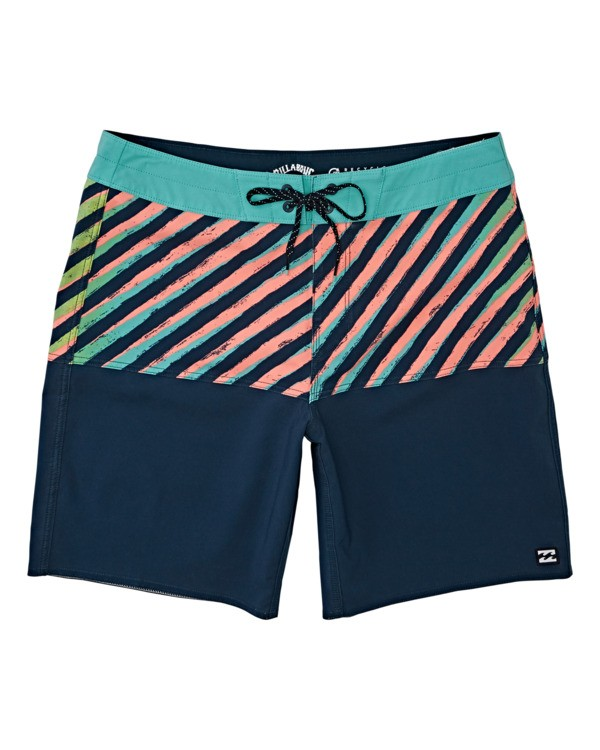 0 Boys' Fifty50 Pro Boardshorts Multicolor B1291BFP Billabong