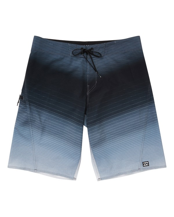 0 Boys' Fluid Pro Boardshorts Grey B131TBFL Billabong
