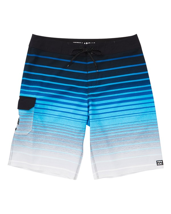 0 Boys' All Day Stripe Pro Boardshorts  B133VBAS Billabong