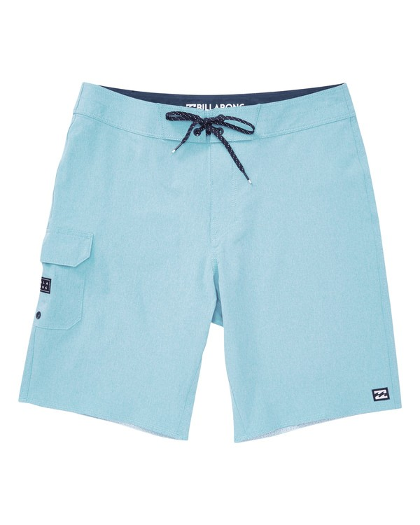 0 Boys' All Day Pro Boardshorts Green B135TBAD Billabong