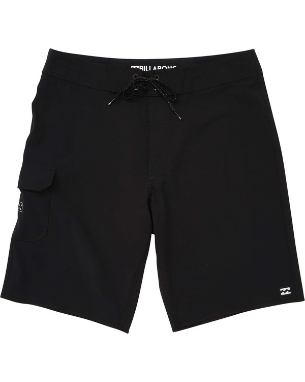 0 Boys' All Day Pro Boardshorts Black B135TBAD Billabong