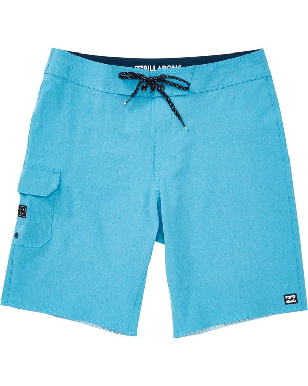 0 Boys' All Day Pro Boardshorts Blue B135TBAD Billabong