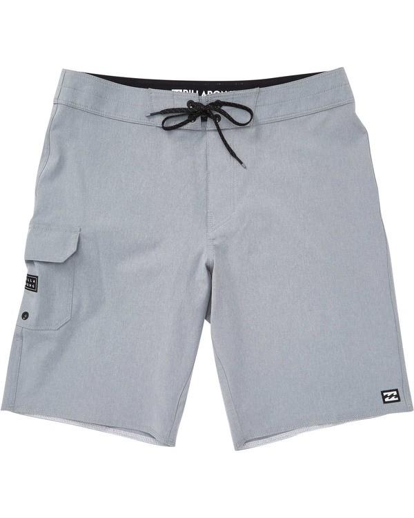 0 Boys' All Day Pro Boardshorts Grey B135TBAD Billabong