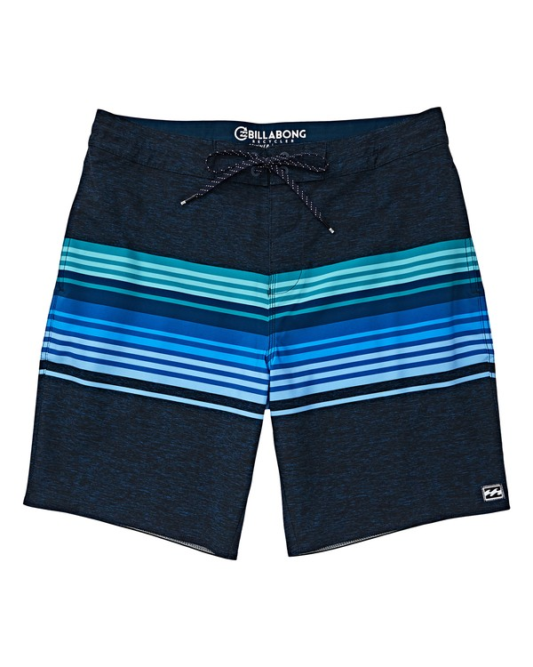 0 Boys' Spinner LT Boardshorts Blue B144VBSP Billabong