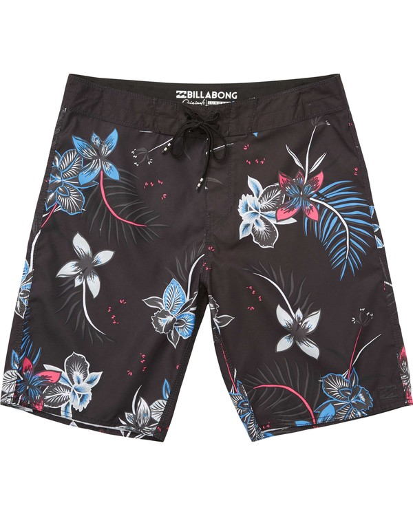 0 Boys' Sundays OG Boardshorts Black B162NBSU Billabong