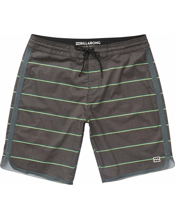 0 Boys' 73 Lo Tides Boardshorts  B178KSXS Billabong