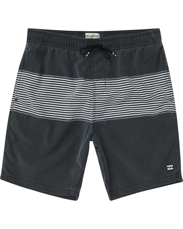 0 Boys' Tribong Layback Boardshorts  B181NBTB Billabong