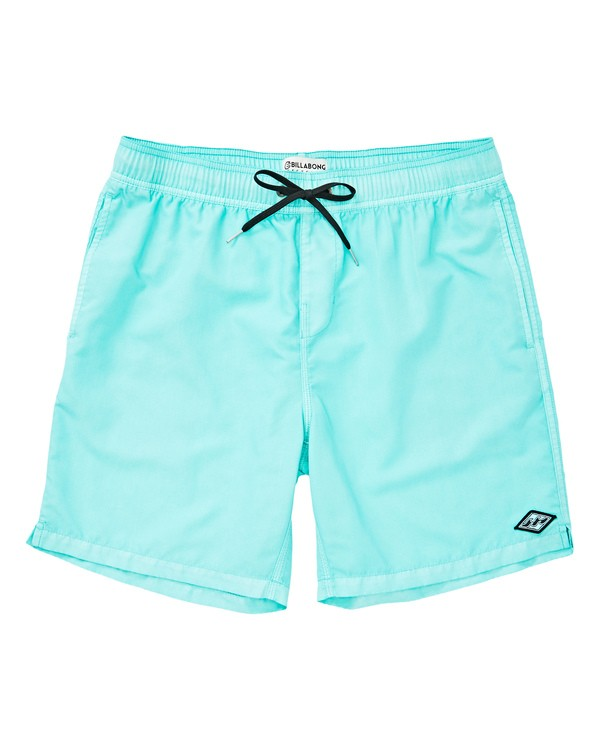 0 Boys' All Day Layback White B182VBAD Billabong