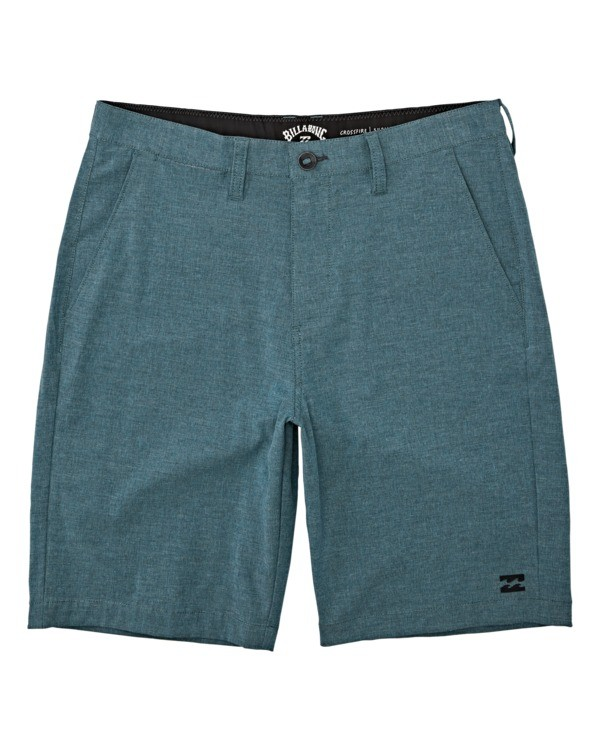 0 Boys' Crossfire Submersible Walkshort Black B2021BCX Billabong