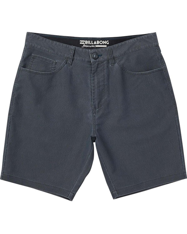 0 Boys' Outsider X Surf Cord Shorts  B211NBOC Billabong
