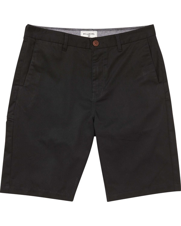 0 Boys' Carter Shorts  B215JCAR Billabong