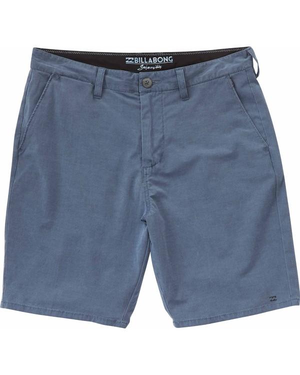 0 Boys' New Order X Overdye Shorts  B223JNOD Billabong