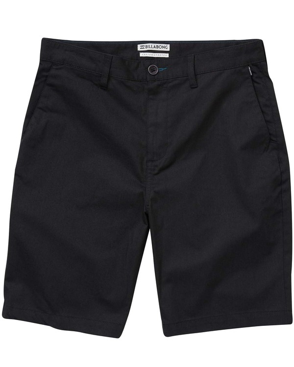 0 Boys' Carter Shorts Black B230NBCA Billabong