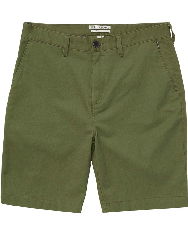 0 Boys' Carter Stretch Shorts  B231NBCS Billabong