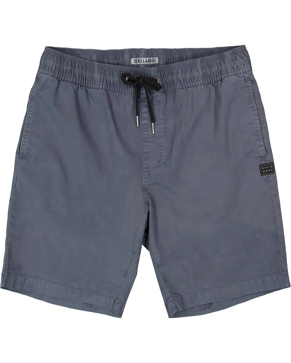 0 Boys' Larry Stretch Elastic Shorts  B244QBLS Billabong