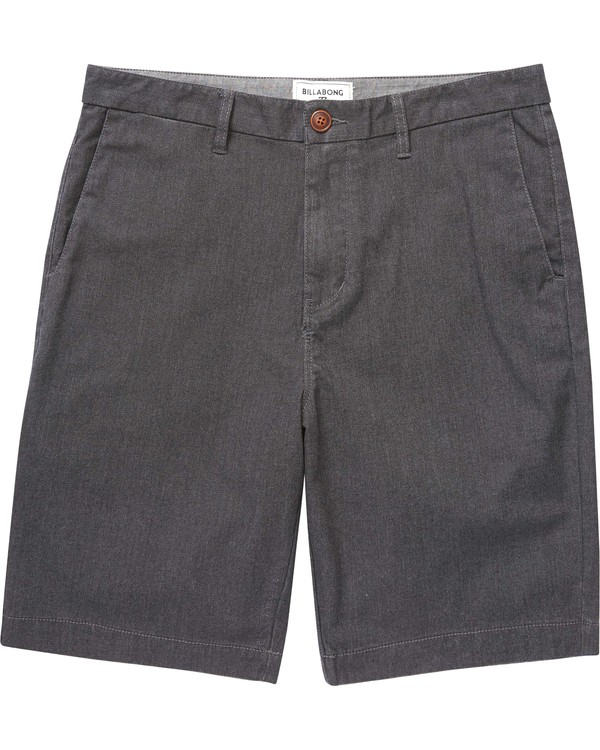 0 Boys' Carter Stretch Shorts  B250GCAS Billabong