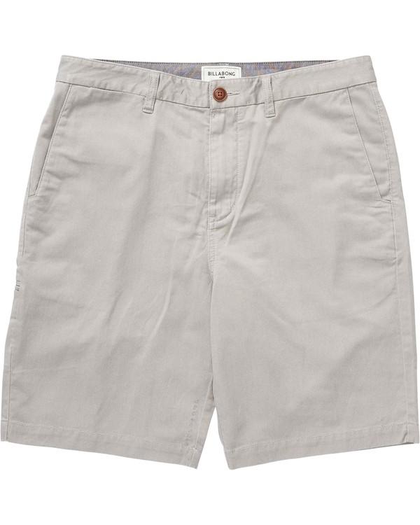 0 Boys' Carter Stretch Shorts  B250GCAS Billabong