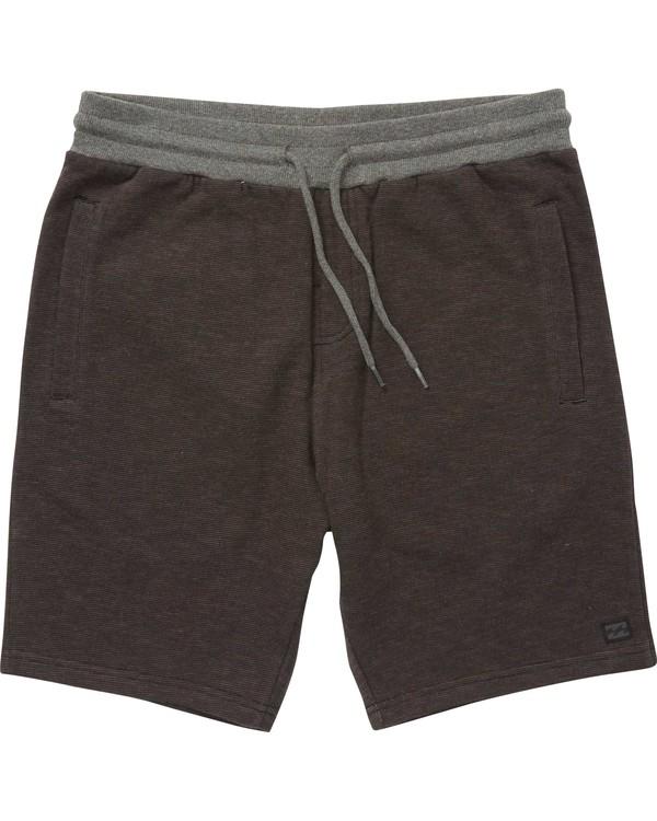 0 Boys' Balance Shorts  B250QBBS Billabong