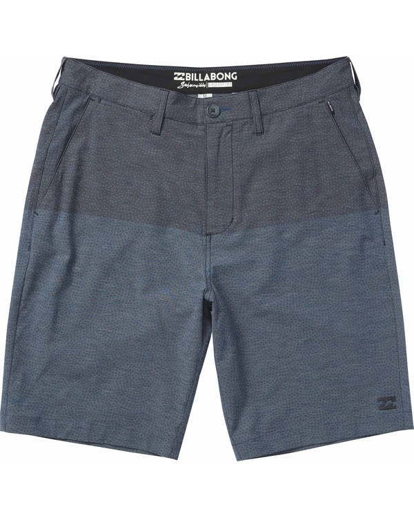 0 Boys' Crossfire X Line Up Shorts  B257LCRL Billabong