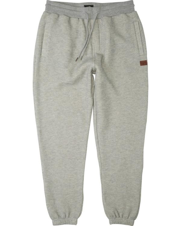 0 Boys' Balance Pant Cuffed Grey B3003BBP Billabong