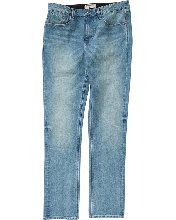 0 Boys' Outsider Jeans White B300LOUT Billabong