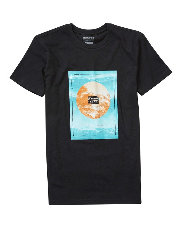 0 Boys' Caravan T-Shirt  B401LCAR Billabong