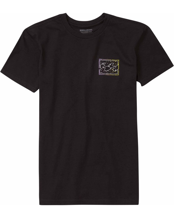 0 Boys' Psycho Wave T-Shirt  B401MPSY Billabong