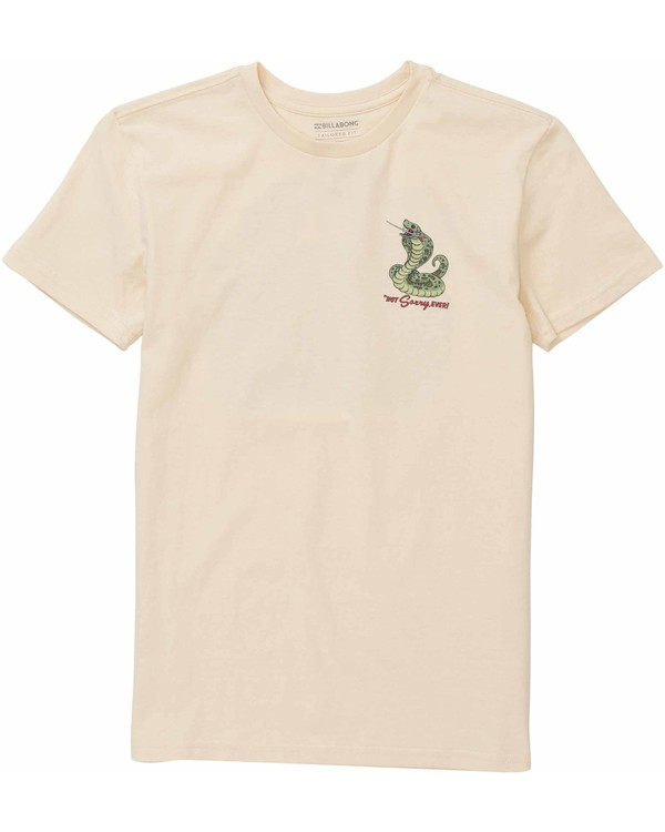 0 Boys' Surf Snakes T-Shirt  B401MSUR Billabong