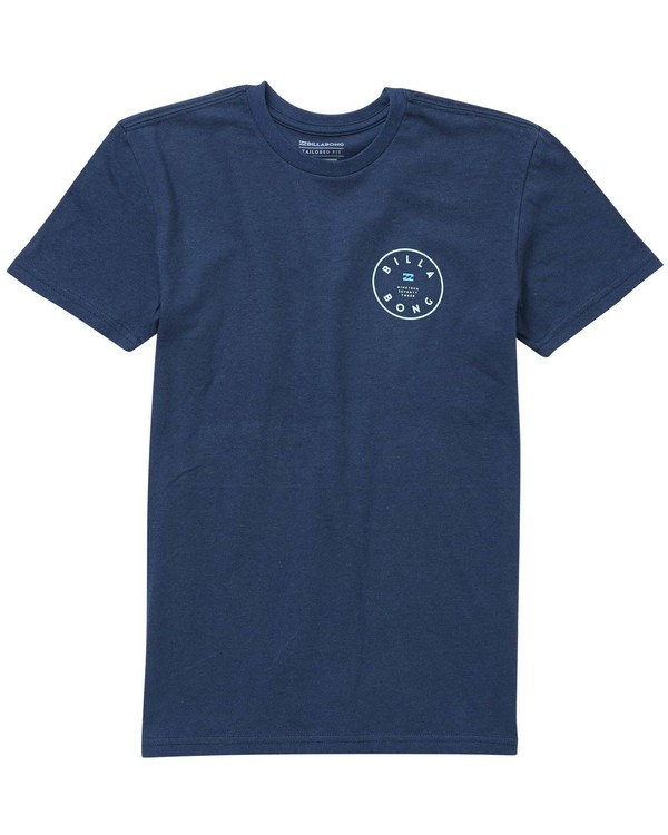 0 Boys' Rotor Fill Tee  B401NBRF Billabong