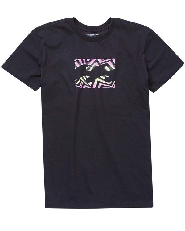 0 Boys' Team Wave T-Shirt  B401NBTE Billabong