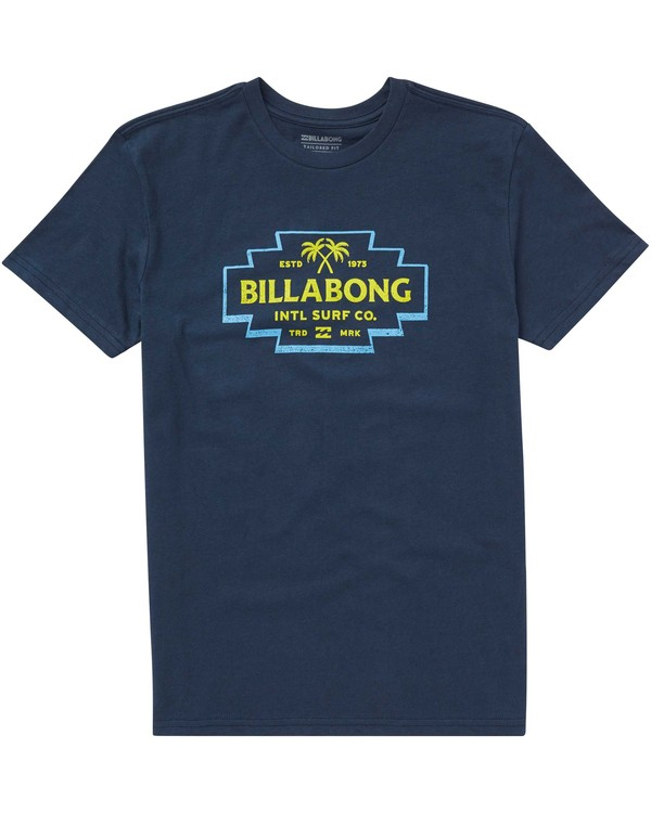 0 Boys' Hacienda T-Shirt  B401PBHA Billabong