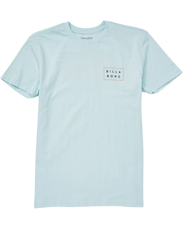 0 Boys' Die Cut Fill T-Shirt  B401QBDI Billabong