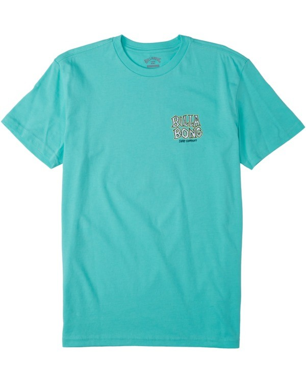 0 Boys' Jaws T-Shirt Black B4043BJA Billabong