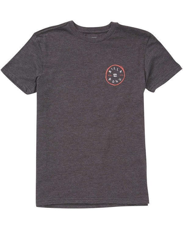 0 Boys' Rotohand T-Shirt  B404TBRH Billabong