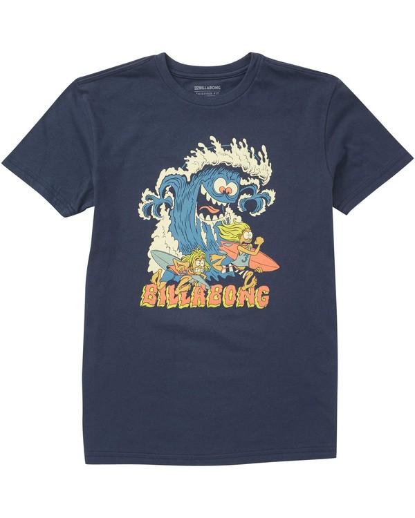 0 Boys' Rogue Set T-Shirt  B404TBRS Billabong