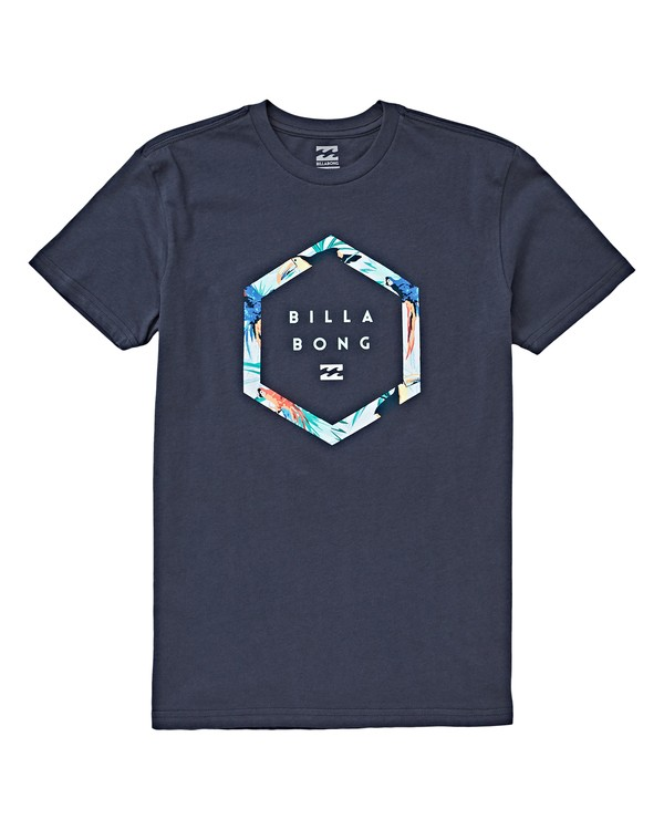 0 Boys' Access T-Shirt Blue B404VBAC Billabong