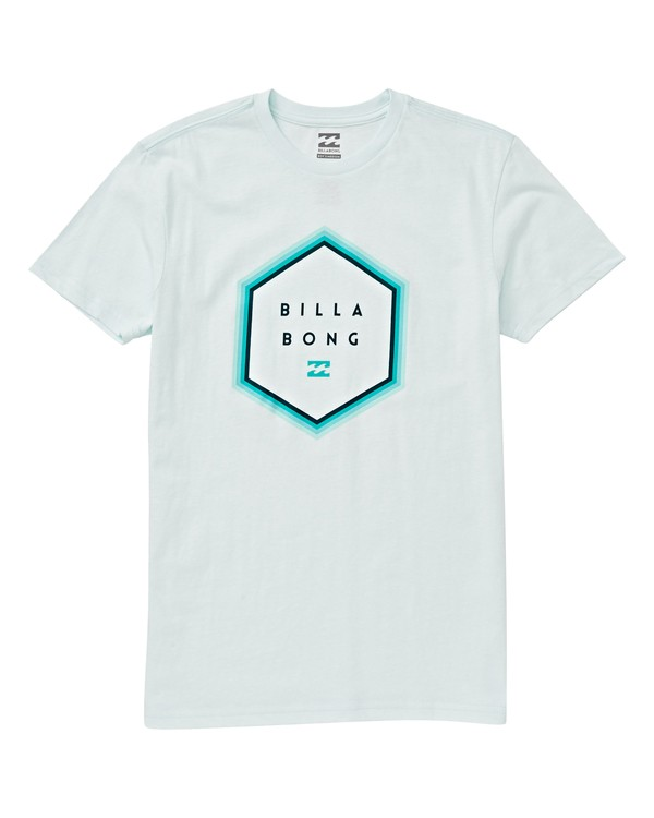 0 Boys' Access T-Shirt Blue B404VBAC Billabong