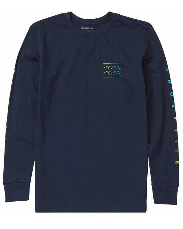 0 Boys' Unity Sleeve Long Sleeve Tee  B405MUNI Billabong