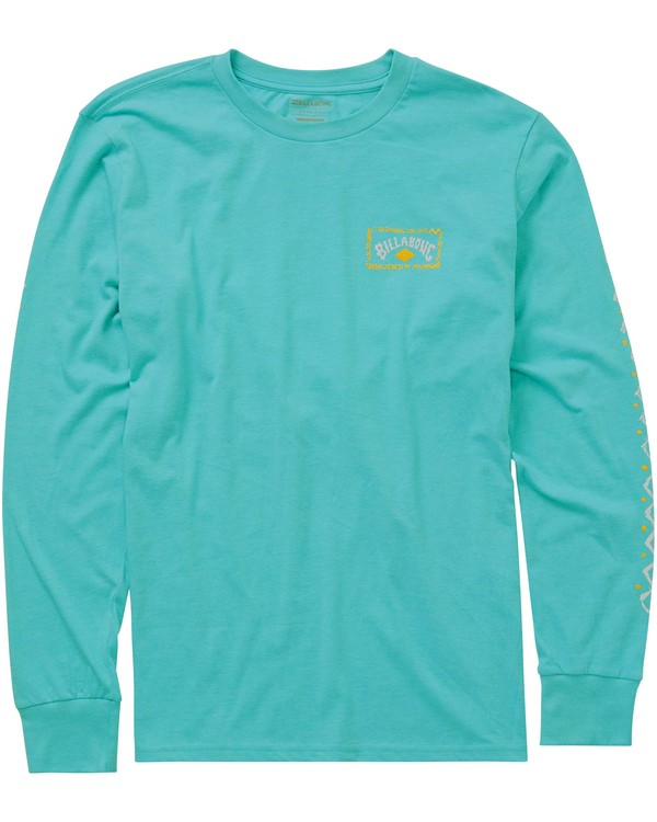 0 Boys' Dreamscape Long Sleeve T-Shirt  B405PBDR Billabong
