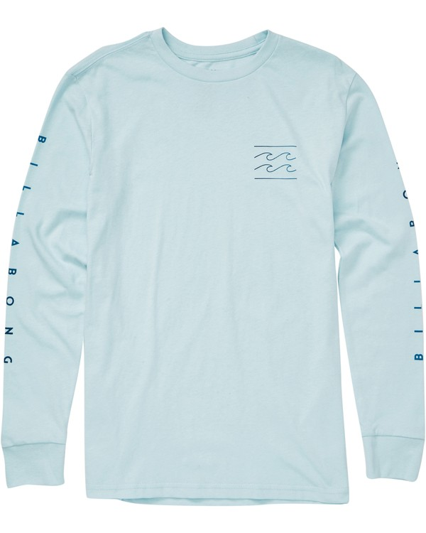 0 Boys' Unity Sleeves Long Sleeve T-Shirt  B405QBUS Billabong