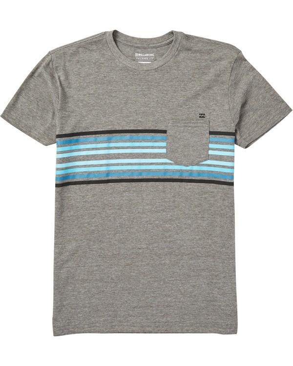 0 Boys' Spinner Pocket T-Shirt  B431SBTS Billabong