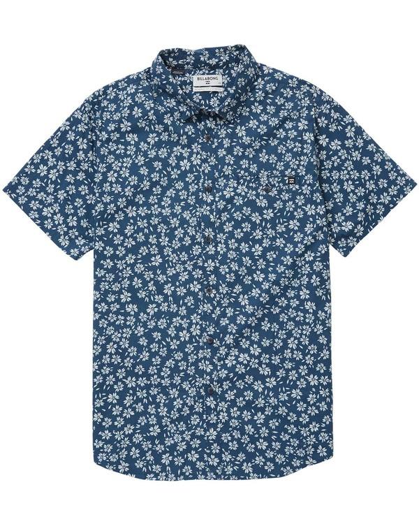 0 Boys' Sunday Mini Shirt  B502NBSM Billabong