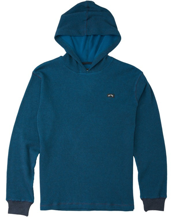 0 Boys' Keystone Pullover Hoodie Blue B9013BKE Billabong