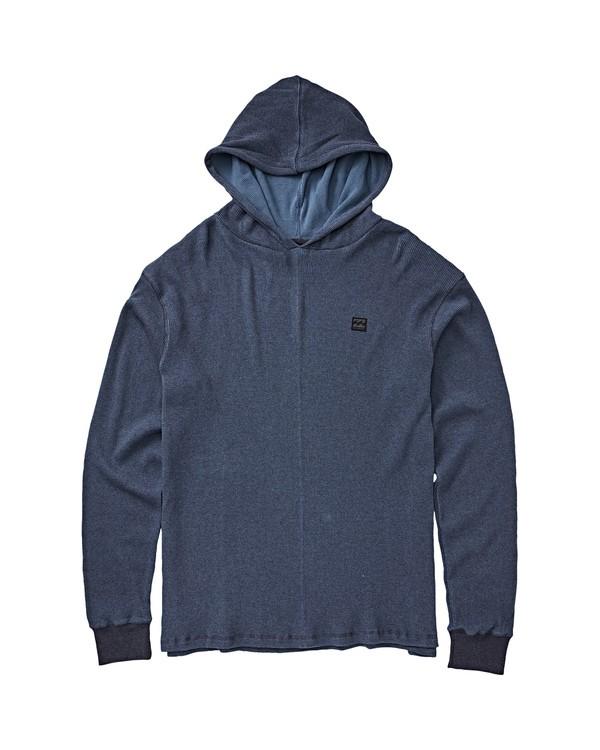 0 Boys' Keystone Pullover Hoodie Blue B901VBKE Billabong