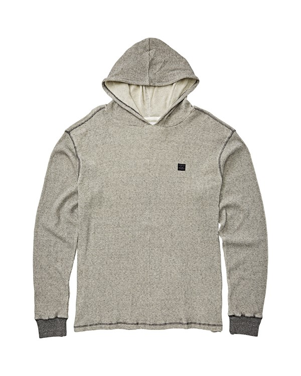0 Boys' Keystone Pullover Hoodie Brown B901VBKE Billabong
