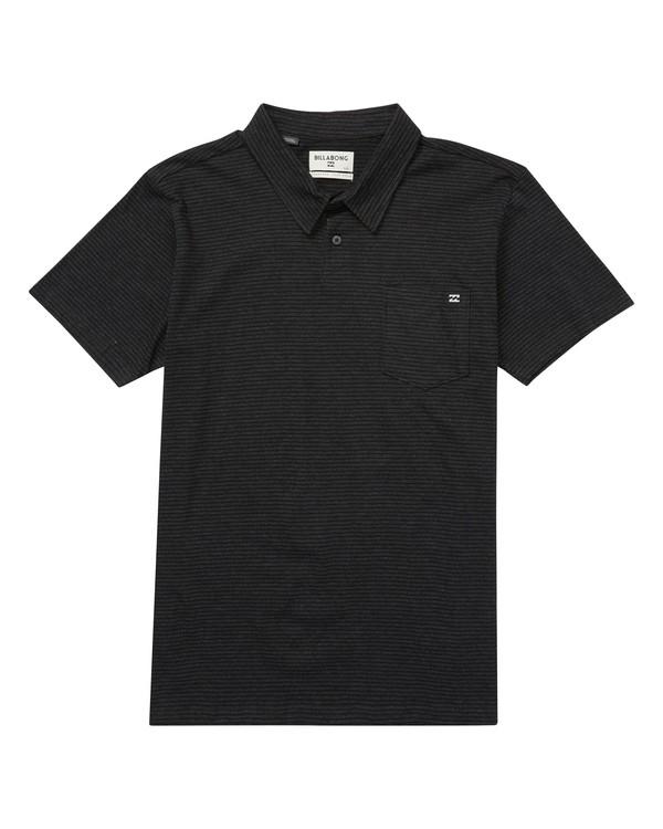 0 Boys' Standard Issue Polo Shirt  B915LSTA Billabong