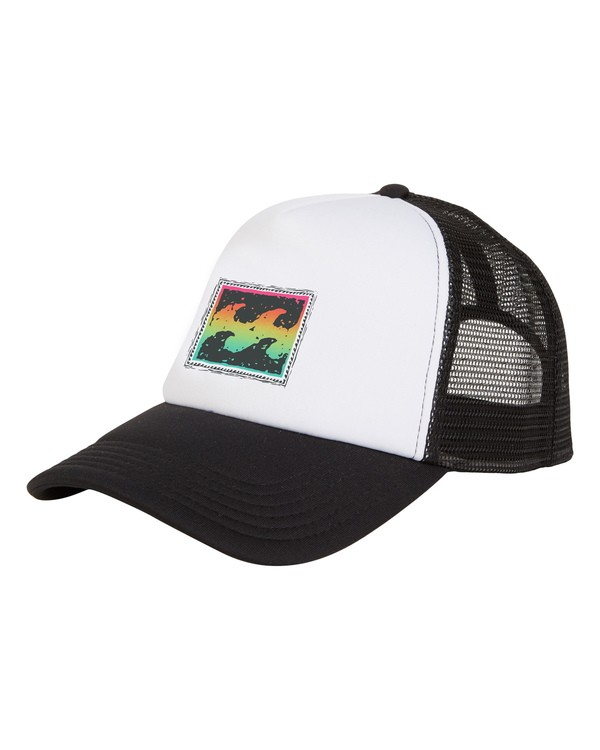 0 Boys' Stage Trucker Black BAHW1BSG Billabong