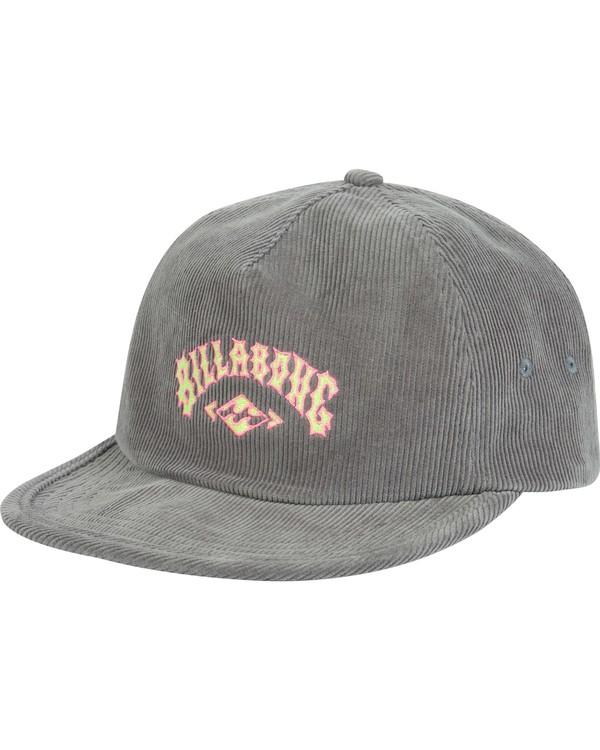 0 Boys' Corduroy Hat  BAHWQBRE Billabong