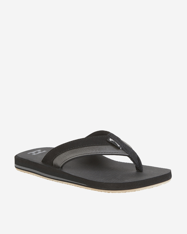 0 Boys' All Day Impact Sandals Black BFOT1BAD Billabong